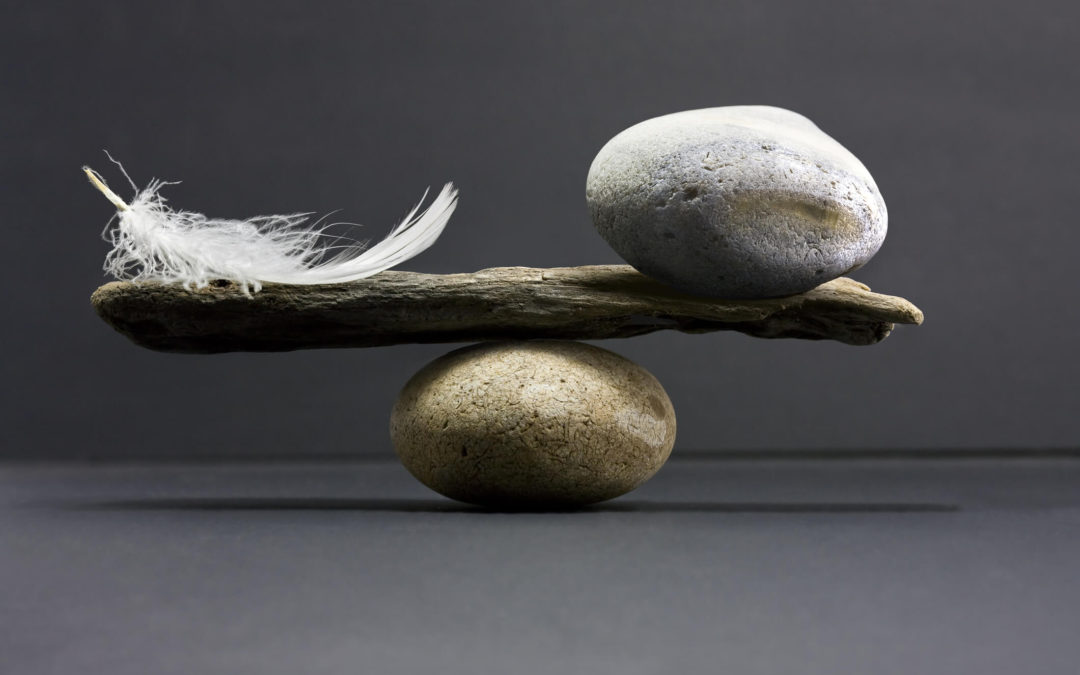 Finding balance in an unbalanced world
